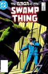 The Saga Of The Swamp Thing 1982- 21