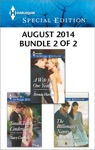 Harlequin Special Edition August 2014 - Bundle 2 Of 2