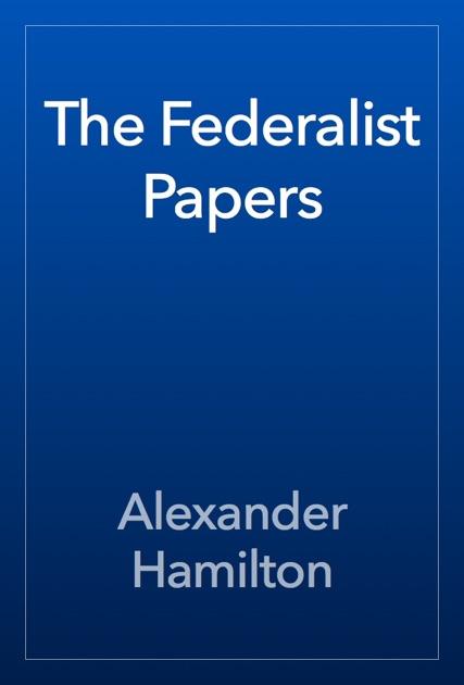 federalist essay 1