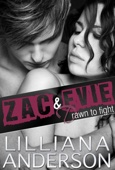 Lilliana Anderson - Drawn to Fight: Zac & Evie  artwork
