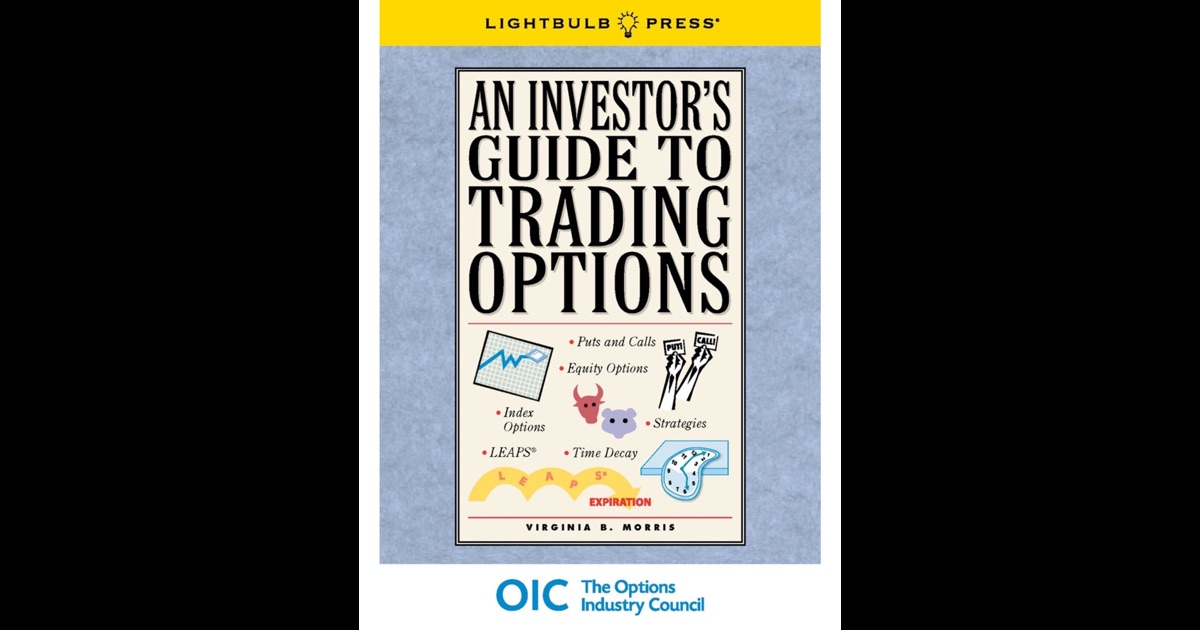 Investor's guide to trading options virginia morris
