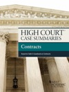 High Court Case Summaries On Contracts Keyed To Fuller 9th