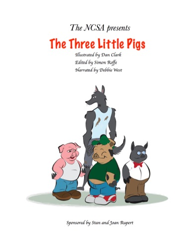 The Three Little Pigs - An Adaptation