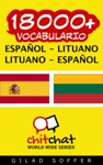 18000 Espaol - Lituano Lituano - Espaol Vocabulario
