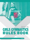 2014-16 NFHS Girls Gymnastics Rules Book