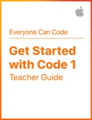 Get Started with Code 1 - Apple Education