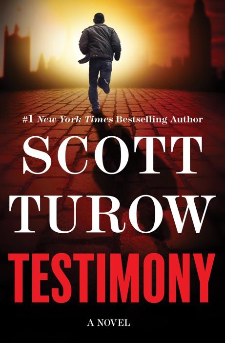 Testimony Scott Turow Book
