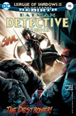 Detective Comics (2016-) #951 - James Tynion IV & Christian Duce Cover Art