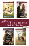 Love Inspired Historical June 2017 Box Set