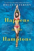 It Happens in the Hamptons - Holly Peterson Cover Art