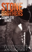 Tess Oliver - Stone Brothers - Complete Series artwork