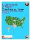 Common Core 7th Grade Math - Perimeter And Area