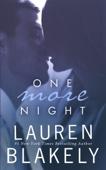 One More Night - Lauren Blakely Cover Art