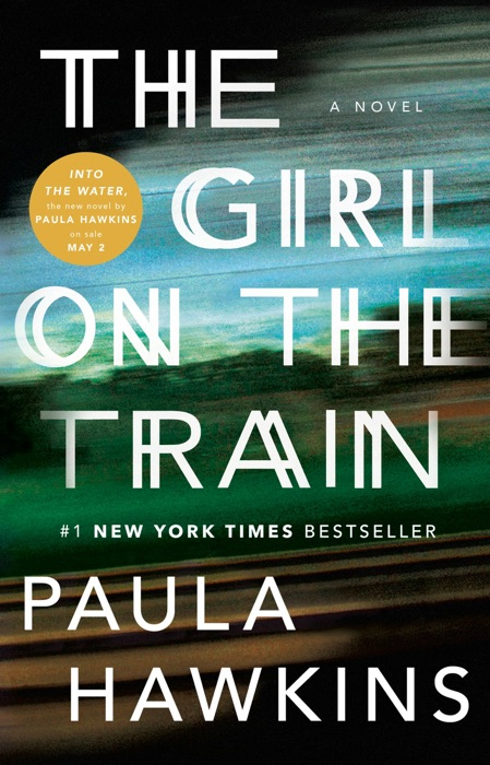 The Girl on the Train Paula Hawkins Book