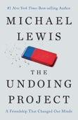 The Undoing Project: A Friendship That Changed Our Minds - Michael Lewis Cover Art