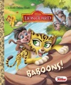 Baboons Disney Junior The Lion Guard