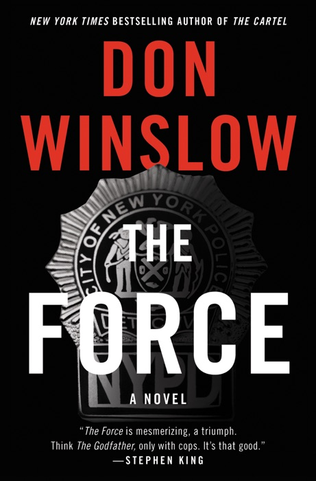 The Force Don Winslow Book