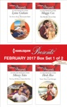 Harlequin Presents February 2017 - Box Set 1 Of 2