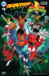 Justice LeaguePower Rangers 2017- 2