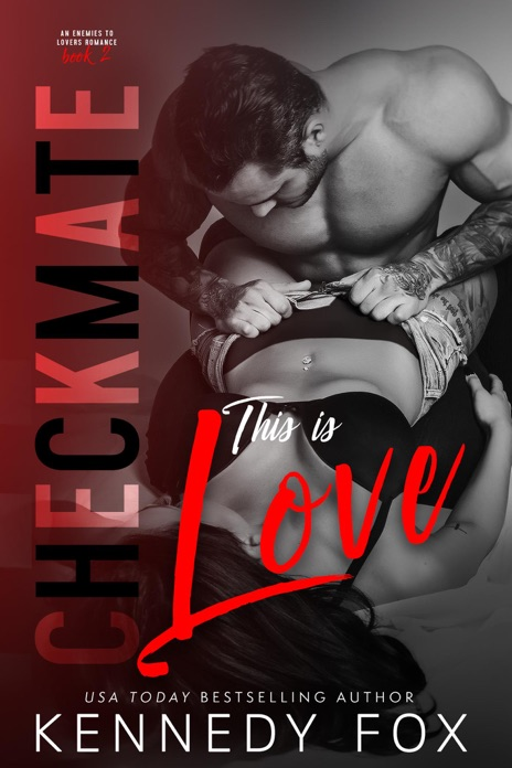 Checkmate This Is Love Kennedy Fox Book