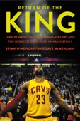 Return of the King - Brian Windhorst & Dave McMenamin Cover Art