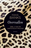 Maya Banks - Overvallen artwork