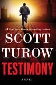 Testimony - Scott Turow Cover Art