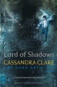 Cassandra Clare - Lord of Shadows artwork