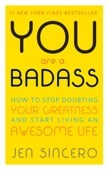 You Are a Badass - Jen Sincero Cover Art
