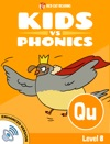Learn Phonics QU - Kids Vs Phonics Enhanced Version