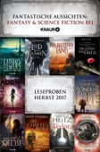 Fantastische Aussichten: Fantasy & Science Fiction bei Knaur