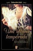Ruth M. Lerga - Una última temporada portada