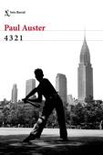 Paul Auster - 4 3 2 1 (Versión española) portada