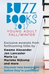 Buzz Books 2017 Young Adult FallWinter