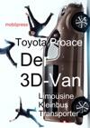Toyota Proace Der 3D-Van
