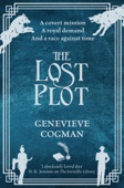 Genevieve Cogman - The Lost Plot artwork