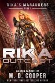 M. D. Cooper - Rika Outcast  artwork