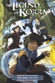 The Legend of Korra: Turf Wars Part One - Various Artists Cover Art