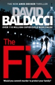 David Baldacci - The Fix: An Amos Decker Novel 3 artwork