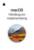 Apple Inc. - macOS – Håndbog om implementering artwork