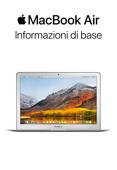 Informazioni di base su MacBook Air