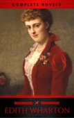 Edith Wharton & Red Deer Classics - Edith Wharton: 14 Great Novels (Book Center)  artwork