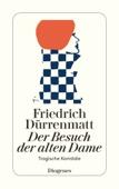 Friedrich Dürrenmatt - Der Besuch der alten Dame Grafik
