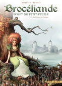 Stéphane Betbeder & Paul Frichet - Brocéliande T02 artwork