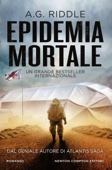 A.G. Riddle - Epidemia mortale artwork