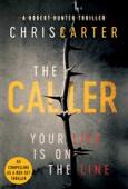 Chris Carter - The Caller artwork