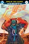 The Flash (2016-) #19 - Joshua Williamson & Jesús Merino Cover Art