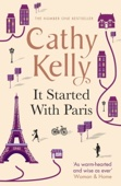 Cathy Kelly - It Started With Paris artwork