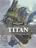 Titan - Dan Abnett Cover Art