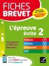 Fiches Brevet Lpreuve Crite 2